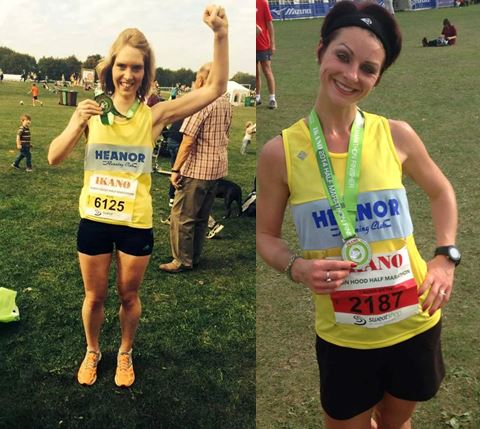 Personal bests the order of the day at Robin Hood Half Marathon